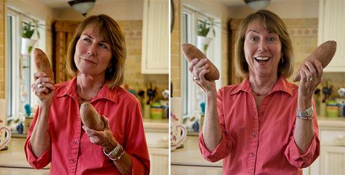 One Potato...Two Potato
